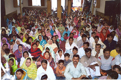 Karachi Anglican 50 commit to Jesus